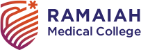 Ramaiah Medical College Retina Logo