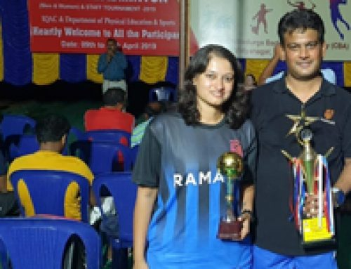 RGUHS State Level staff Badminton Tournament – Physiotherapy