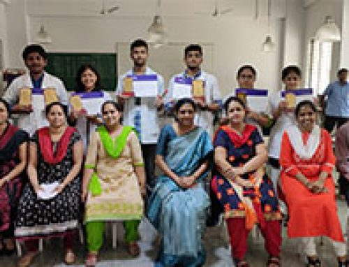 Prize Distribution Ceremony – Department of Anatomy